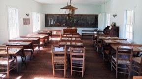 Alley Springs One-Room Schoolhouse
