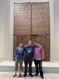 Chris's Spanish Doors