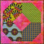 Bailey's Quilt - Back