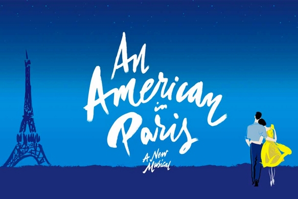 American In Paris Poster