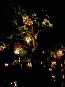 Silver Lake Chandelier Tree