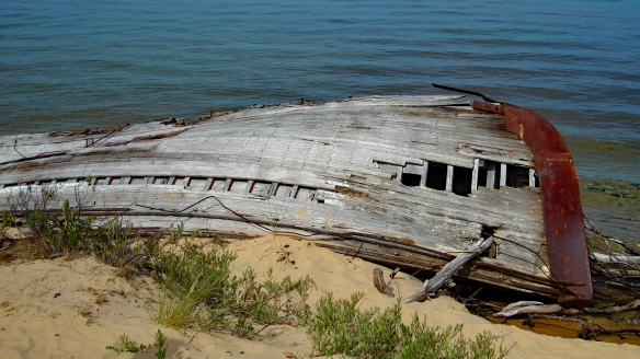 Pictured Rocks Shipwreck