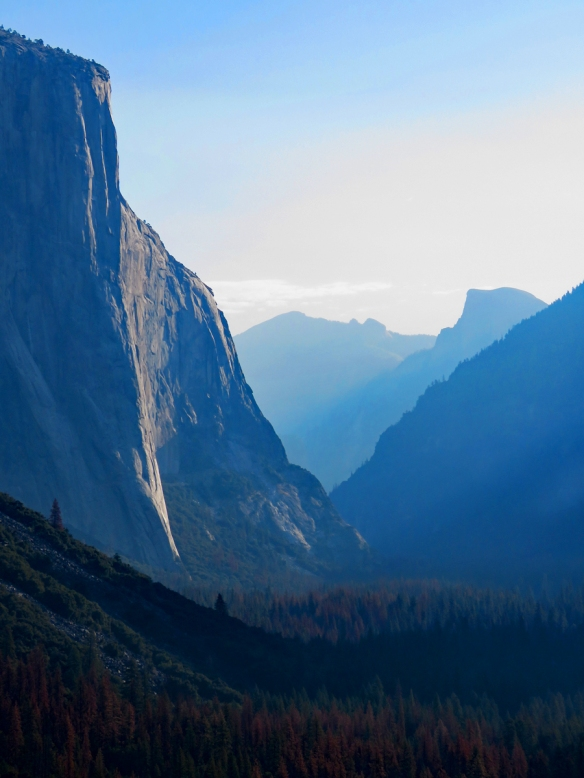 Yosemite Valley from Inspiration Point | RegenAxe | 584 x 779 jpeg 339kB