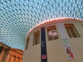 British Museum's Central Court