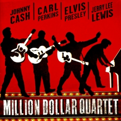 Million Dollar Quartet Program Cover