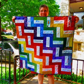 Baby [To Be Named Later] Quilt
