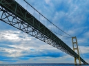Troll Life Under the Mackinac Bridge