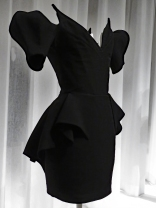 Little Black Dress, Thieery Mugler, 1981