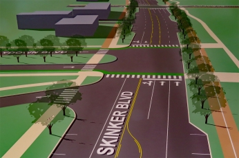 Proposed Skinker-Wydown Intersection
