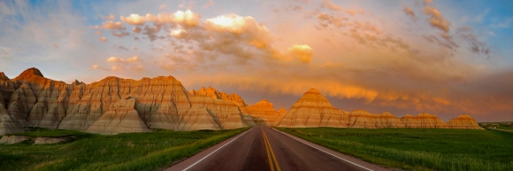 The Road to the Badlands