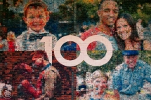 100 Muny Seasons Collage