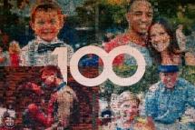 100 Muny Seasons Collage