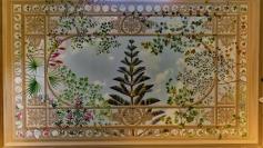 Sachs Museum Ceiling Detail #1