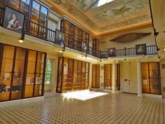 Sachs Museum Interior