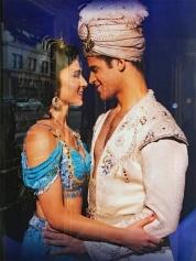 Jasmine + Aladdin