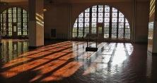 Registry Hall Windows Ellis Island
