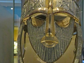 Sutton Hoo Helmet Replica