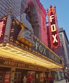 Fox Theater Marquee