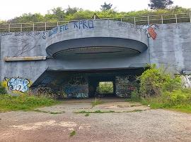 Fort Tilden Battery Harris East