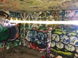 Fort Tilden Pillbox Interior