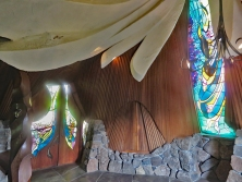 Sea Ranch Chapel Interior